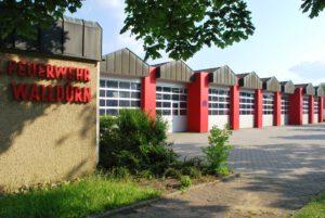 Feuerwehrhaus der Feuerwehr Walldürn Abteilung Stadt.